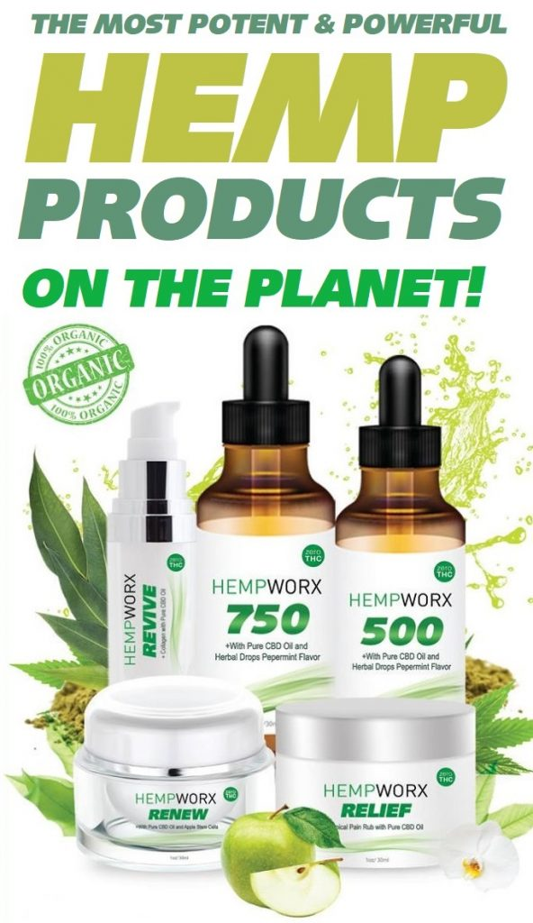 HempWorx-Products