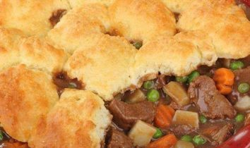 Homemade Beef Pot Pie